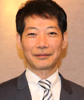 理事長 鋪田 博紀